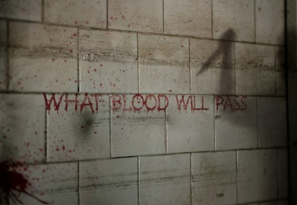 What Blood Will Pass
